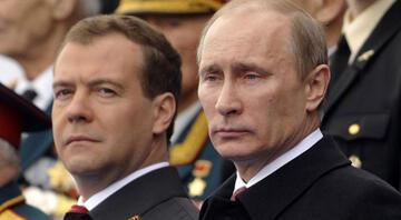 Ve Medvedev yaptırım talimatını imzaladı