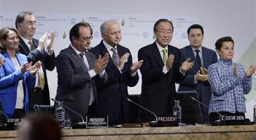 BM İklim Konferansında taslak sonuç metninde uzlaşıldı
