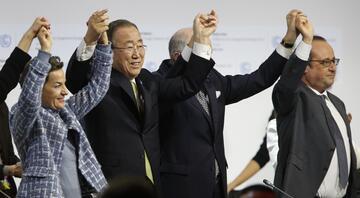 İklim için tarihi anlaşma
