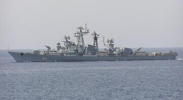 Ege Denizinde Rus savaş gemisinden Türk balıkçı teknesine uyarı ateşi