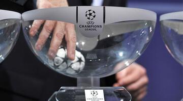 Şampiyonlar Liginde 2. tur kuraları çekildi