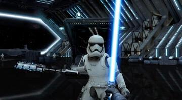 Google Chrome için Star Wars oyunu yaptı