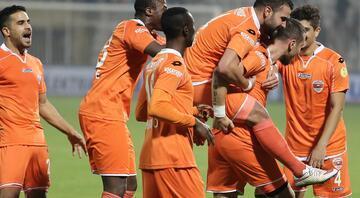 Adanaspor: 3 - Kardemir Karabükspor: 0