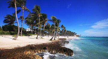 Mavi en sıcak renktir: Karayipler