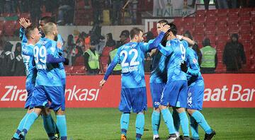 Bursaspor: 3 Boluspor: 0