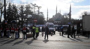 Sultanahmet saldırısı uluslararası gazetelerde geniş yer aldı