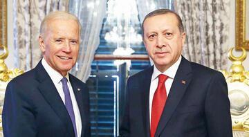 Biden-Erdoğan görüşmesi iki buçuk saat sürdü
