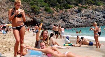 Türkiye 2015te 36.2 milyon turist ağırladı