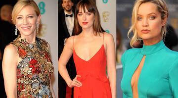 BAFTA Ödüllerinde kim ne giydi