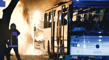 Askeri servise bomba: 28 ölü 61 yaralı
