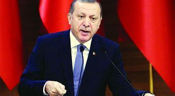 Erdoğan, UEFA'yı 'Niye Galatasaray'a ceza veriyorsunuz' diyerek uyardı