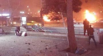 Son dakika… ABD Ankara'daki patlama için uyarmıştı, bombalı araç şüphesi var