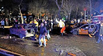 Yine Kızılay: 34 ölü, 125 yaralı