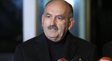Bakan Müezzinoğlu: Olay yerinde ölenlerden en az 1i...