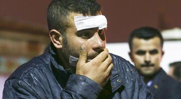 Terör iki kardeşi durakta yakaladı, Doğan ve Murat Aşık yaralandı