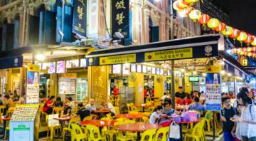 Singapurun lezzet sırları
