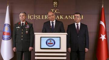 İçişleri Bakanı canlı bombanın adını ve örgütünü açıkladı