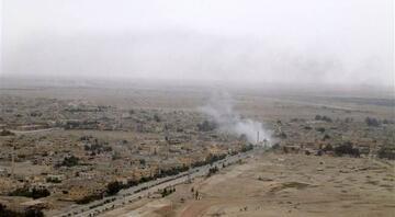 Palmira tamamen Suriye güçlerinin elinde