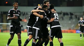 Medicana Sivasspor 1-2 Beşiktaş