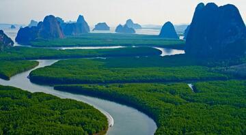 Egzotik cennet Tayland
