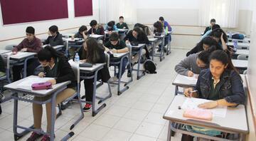 Öğrenciler: Sınavlar bittiği için mutluyuz