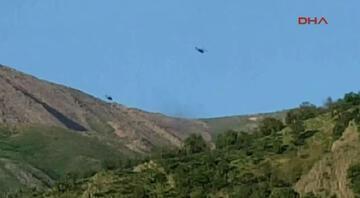 TSKdan düşen helikopterle ilgili son dakika açıklaması