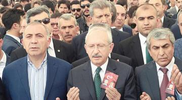 CHP lideri Kılıçdaroğluna mermi atıldı