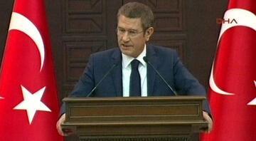 TRTdeki tepki çeken sözler için Bakanlar Kurulu sonrası açıklama
