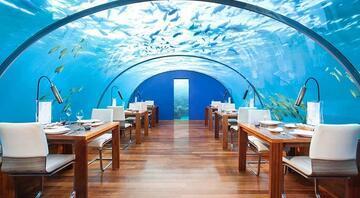 Dünyanın en iyi su altı otelleri