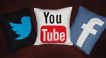 Facebook, Twitter ve YouTubea erişim koptu