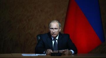 Rusya lideri Putinden flaş Türkiye hamlesi