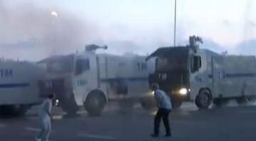 Boğaz Köprüsünde tank atışı: 3 yaralı