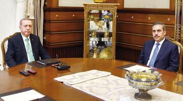 Hakan Fidandan Çok kötü bir sınav verdiniz diyen Erdoğana: Emredin gereğini yapayım