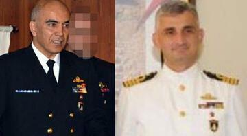 Yakalanamayan o 2 amiral de ihraç edildi