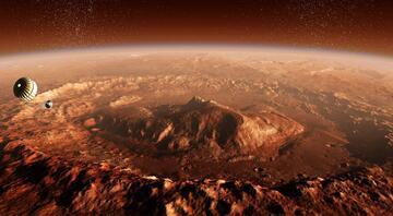 Nasadan Marsın daha önce hiç yayınlanmamış görüntüleri