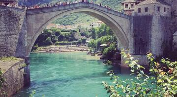 Balkanlarda kuzenlerle dedelerimizin izinde Saraybosna, Travnik, Jajce, Mostar, Poçitel
