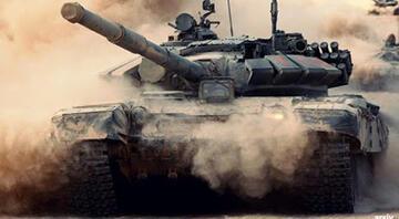 Cerablusta 1 tankımız vuruldu, 3 asker yaralandı