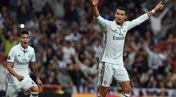Real Madridden müthiş geri dönüş Bitime 6 dakika kala...