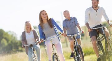 Büyükşehirlerdeki en iyi 10 bisiklet rotası