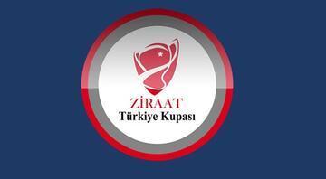 Ziraat Türkiye Kupasında gruplara kalan takımlar belli oldu