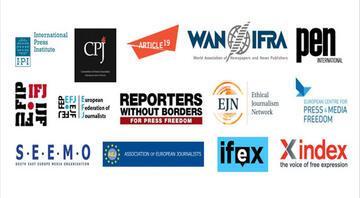 Dünya gazetecileri Türkiye mesaisinde