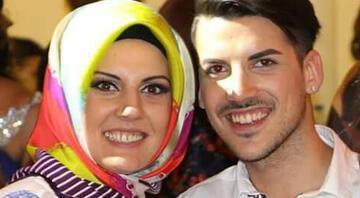 Kerimcan Durmazdan ablası Serap Akbudaka destek