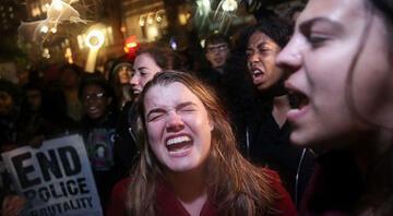 New York'lu seçim  sonucuna ağlıyor, tesellisi bir Türke düşüyor