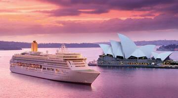 Gemi yolculuğu bir tutkudur