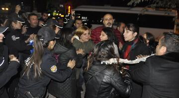 Cinsel istismar düzenlemesini protestoya 14 gözaltı