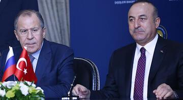 Suriye Türkiye Rusya üçgenindeki iddiaya Lavrovdan flaş yanıt