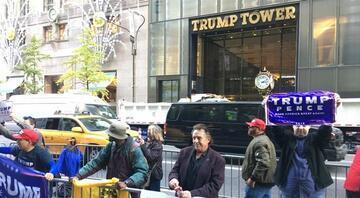 New York Trump için 35 milyon dolar istiyor