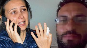 Ebru Tireliye saldıran adamı başka bir kadın yakalattı
