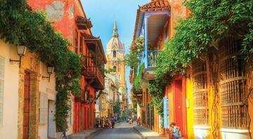 Karayipler'deki sihirli şehir: Cartagena / Kolombiya