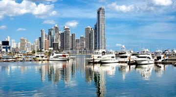 Tropikal havalı kozmopolit: Panama City